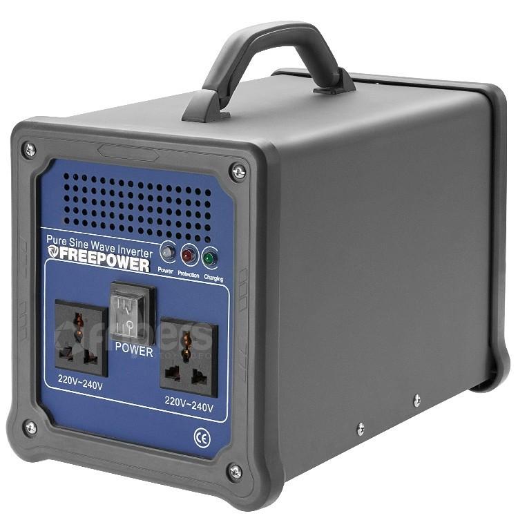 Portable Power Supply Freepower Cr 3200 Wsst Fp Cr3200