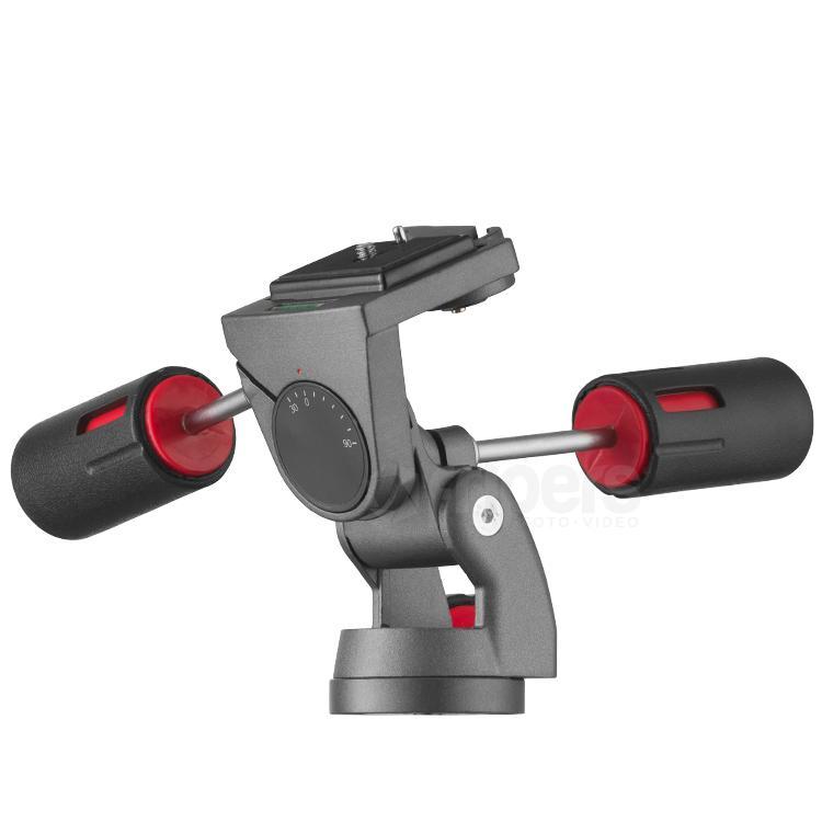 Professional 3D Panhead 663S 3 knobs
