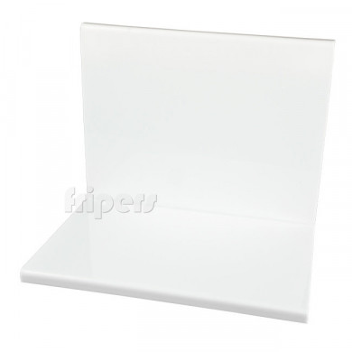 Acrylic support 40x25x30cm bent FreePower OUTLET