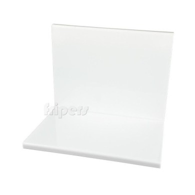 Acrylic support 40x25x30cm bent FreePower