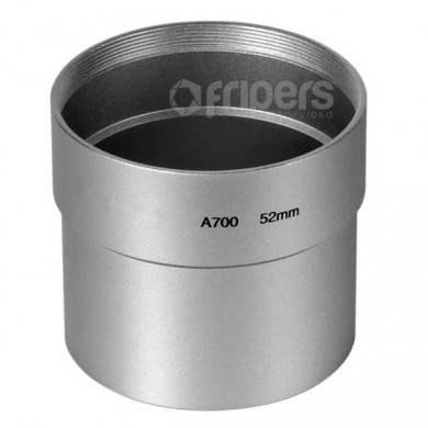 Adapter 52mm for Canon A700, A710, A720 FreePower