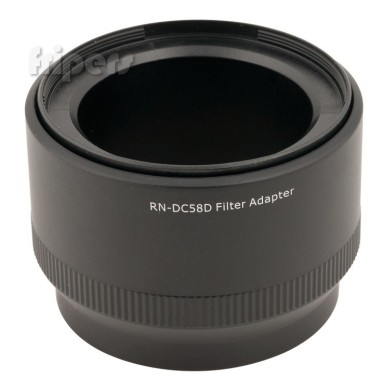 Adapter 58mm for Canon G15 FreePower