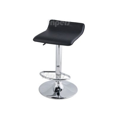 Adjustable Swivel Stool with foot crossbar FreePower