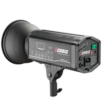 Studio flash lamp Aurora Codis 400Ws with radio trigger