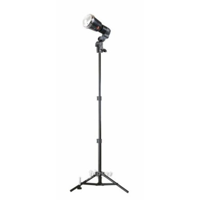 Flash lighting kit FreePower High 32Ws for background illuminate