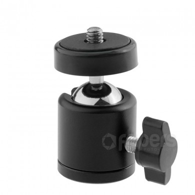 "Ball head 1/4"" Freepower A413 for mount accessories"