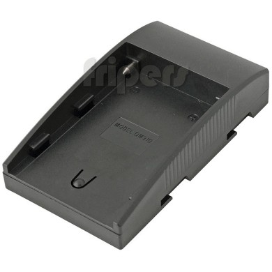 Battery adapter type Sony QM91D FreePower