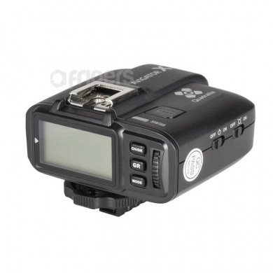 Battery wireless radio trigger Quadralite Navigator X for Sony