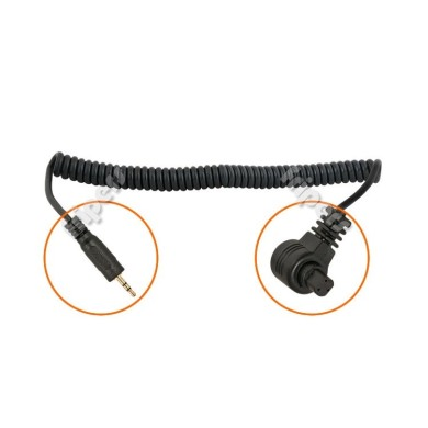 Cable for JF-U triggers Canon RS-80N3 FreePower