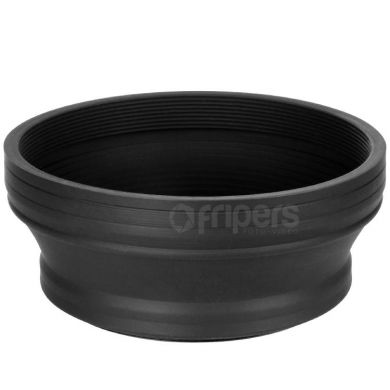 Collapsible Silicone Lens Hood 62mm FreePower