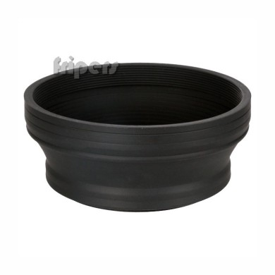 Collapsible Silicone Lens Hood 72mm FreePower