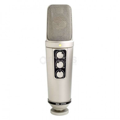 Condenser microphone RODE NT2000 variable polar pattern