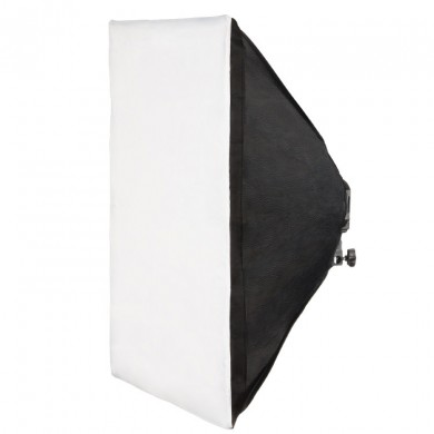 Continuous light kit FreePower with softbox 50x70