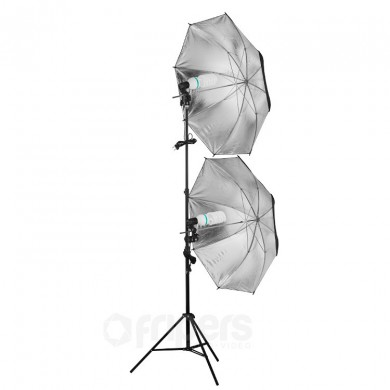 Continuous lighting kit FreePower VIDEO 250 2x125W