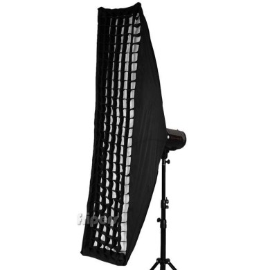 Grid for softbox 30x140