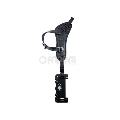 Hand Grip Strap JJC HS-PRO1P Black with U-type plate