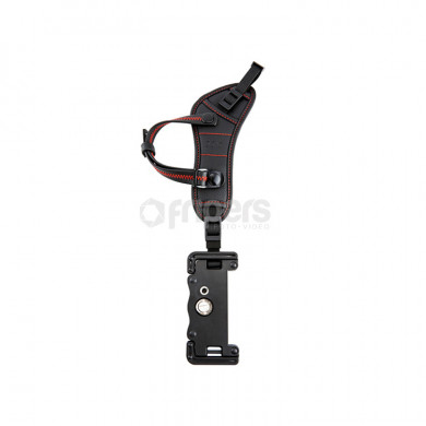Hand Grip Strap JJC HS-PRO1P Red with U-type plate