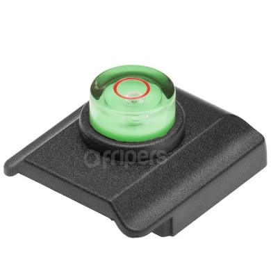 Hot shoe protection cap with a level Sony Minolta FreePower