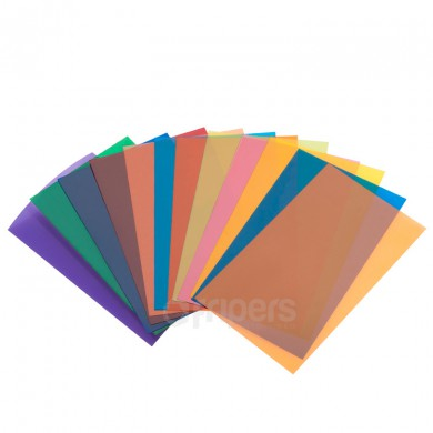 Kit of colour gel filters