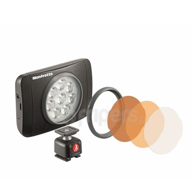 LED lamp Manfrotto Lumie Muse 8x LED