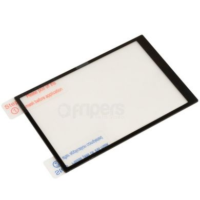 LCD cover for Nikon 1 J2 glass glue free montage FreePower