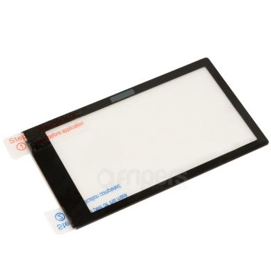 LCD cover for Sony NEX-7 glass glue free montage FreePower
