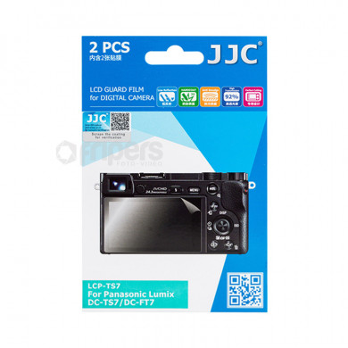 LCD Guard Film JJC LCP-TS7 Polycarbonate