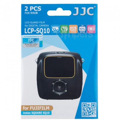 LCD protector JJC LCP-SQ10 polycarbonate