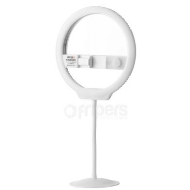 LED ring lamp Yongnuo YN128 II for smartphones