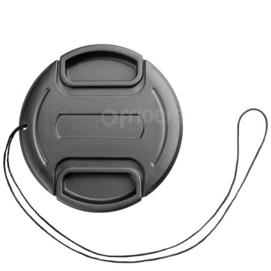 Lens Cap FreePower 67 mm with the Leash