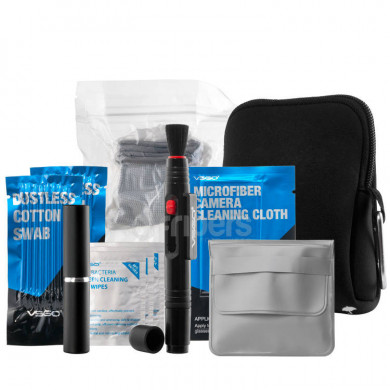 Lens Cleaning kit VSGO DKL1 SET portable