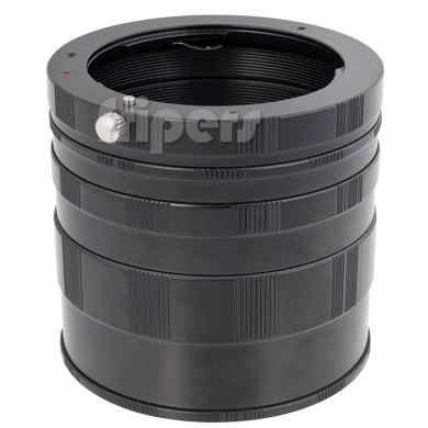 Macro extension tube for Pentax 3 rings FreePower