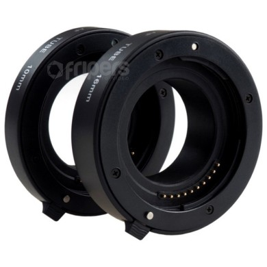 Macro rings kit with signals transmission for Sony NEX PLASTIC NEWELL