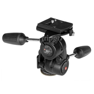 Manfrotto 808RC4 3-Way Pan/Tilt Head with Quick Release