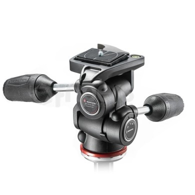 Manfrotto MH804-3W 3-Way Pan/Tilt Head with Quick Release