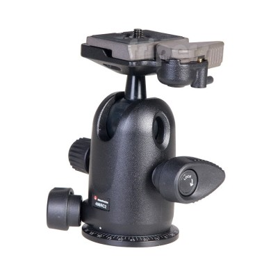 Manfrotto Midi Ball Head 498 with RC2 Rapid Connect Plate