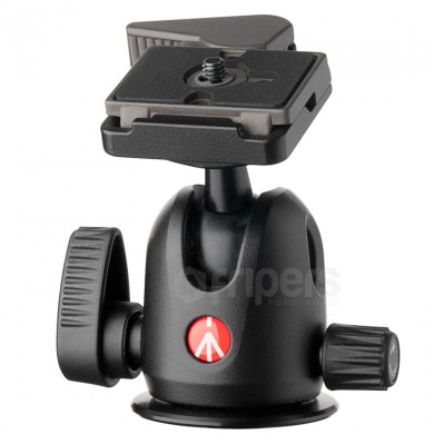 Manfrotto Mini Ball Head 496 with RC2 Rapid Connect Plate