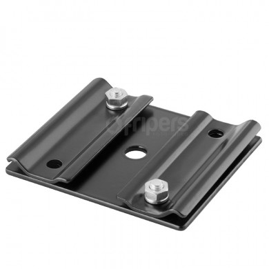 Mounting plate for rails FreePower