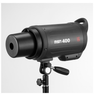 MSN NEW-400 Jinbei Studio Monolight Flash FreePower