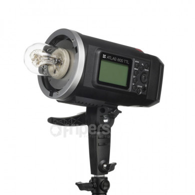 Outdoor flash lamp Quadralite Atlas 600 TTL