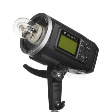 Outdoor flash lamp Quadralite Atlas 600