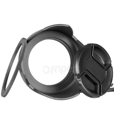 Lens hood FreePower 55 mm tulipan