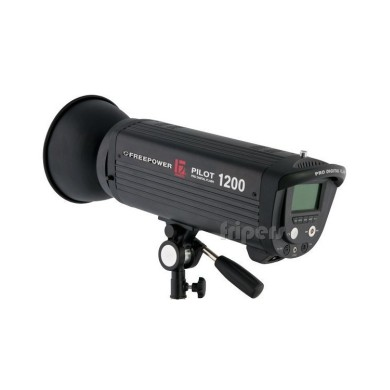 Studio flash lamp Jinbei Pilot New 1200