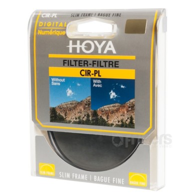 Polarizing Circular Filter HOYA 49mm Slim