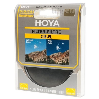 Polarizing Circular Filter HOYA 58mm Slim