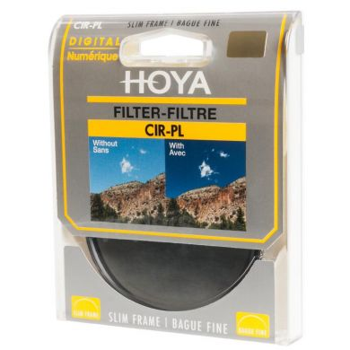 Polarizing Circular Filter HOYA 82mm Slim