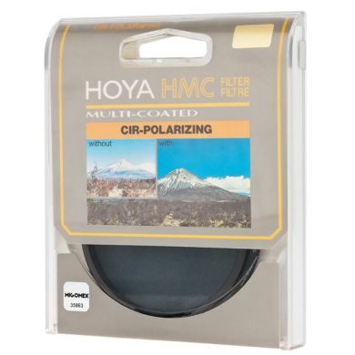 Polarizing Circular Filter HOYA HMC 72mm