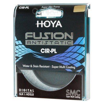 Polarizing Filter HOYA Fusion Antistatic CIR-PL 82mm