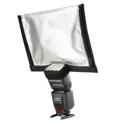 Portaflex MULTIFLECTOR 4 in 1 camera flash reflector