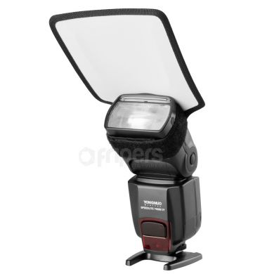 Portaflex QBR camera flash reflecting sheet